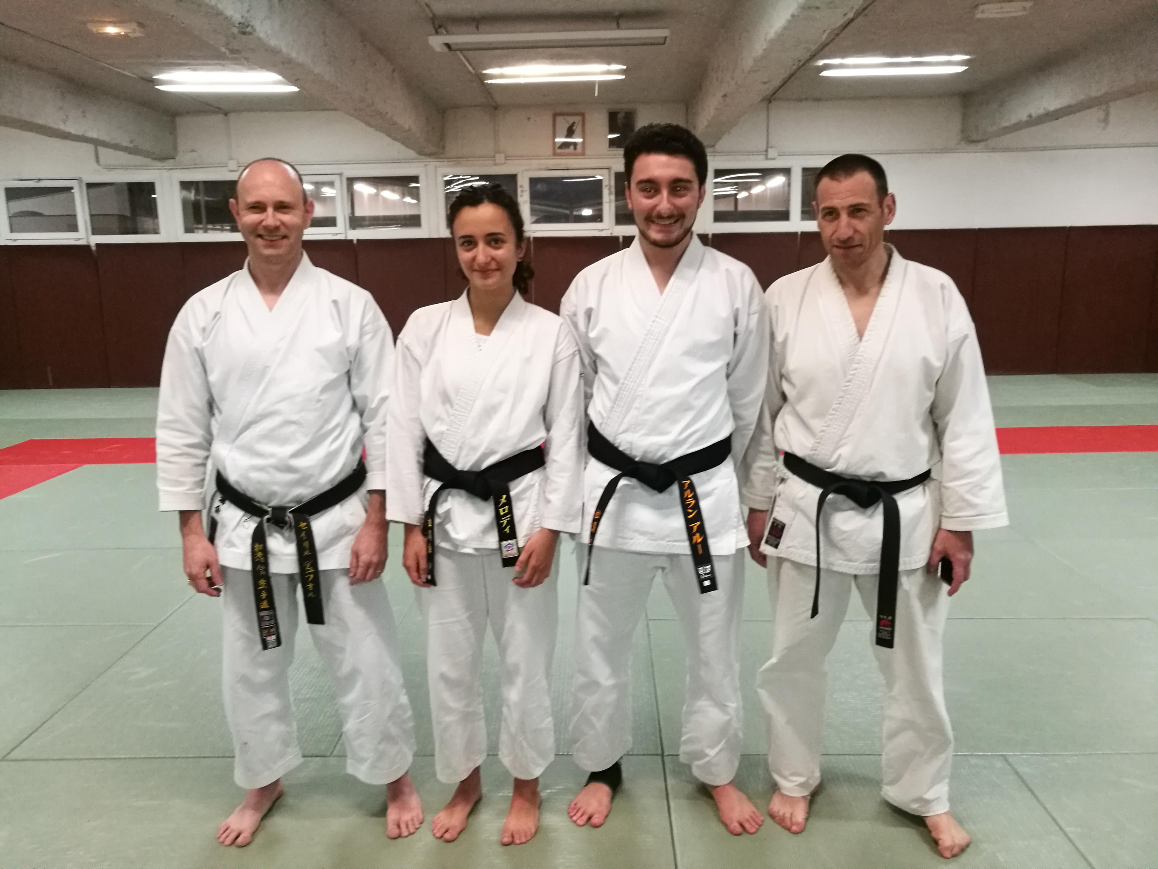 club karate gournay sur marne
